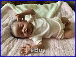 Reborn Baby Doll-biracial Baby Girl