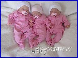 Reborn Baby GIRL dolls, Beautiful Sleeping Baby Dolls. #RebornBabyDollART UK