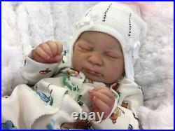 Reborn Baby Girl Art Doll Azalea Laura Lee Eagles Authentic Reborn Uk