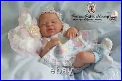 Reborn Baby Girl Macie By Cassie Brace/mimadollsl. Editionnewborndollsiiora