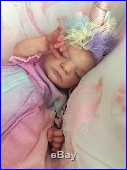 Custom Made Newborn awake Realborn Kit of your choice*Alicia/'s Angels*Wow