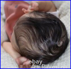 Reborn Baby Posy By Nikki Johnston, Newborn Baby, Realistic Doll, Sold Out/ LE