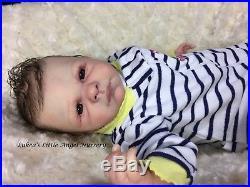 Reborn Baby Preemie Doll Tayla By Denise Pratt
