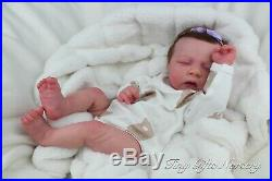 Reborn Baby Realborn Alma Amazing Lifelike Doll By Tiny Gifts Nursery