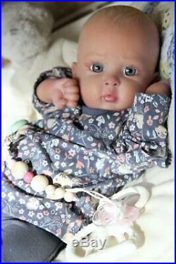 Reborn Baby doll JOCY finished baby doll CHRISTMAS SALE
