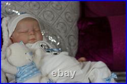 Reborn Big Heavy Toddler Doll Baby Libby By Marie Sunbeambabiesoutfit Varies