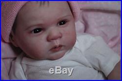 Reborn CUSTOM MADE GABRIEL ooak fake baby life like vinyl art ARTIST doll