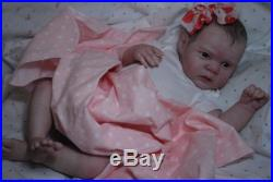 Reborn Custom Made Gabriel Ooak Fake Baby Life Like Vinyl