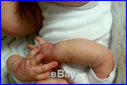 Reborn Collectable Baby doll art Large Newborn Art Alexander Boy Girl Stoete