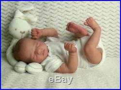 Reborn Collectable Baby doll art Newborn Art Jenson (Jaycee) Realborn