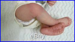 Reborn Collectable Baby doll art Newborn Taylor/Jennie Realborn