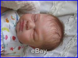 Reborn Doll Baby Girl Michelle Fagan Sculpt Australia Reborn