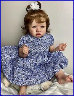 Reborn Doll Saskia By Bonnie Brown