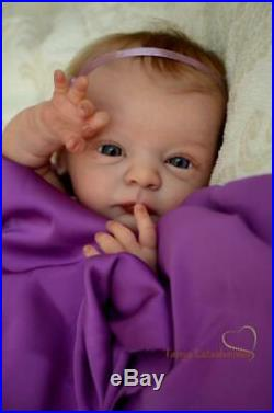 Reborn Doll made from Lindea by Gudrun Legler