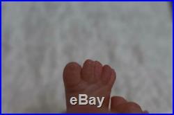 Reborn Joseph Newborn Realborn Baby Boy Doll 4lb 10oz Nubornz Nursery