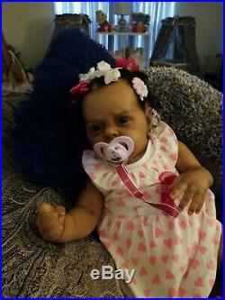 Reborn Maik by Natali Blick Reborn Baby Doll biracial/ethnic