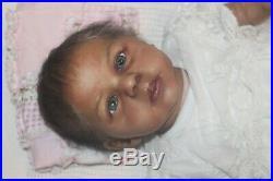 Reborn Mika Prototype by Gudrun Legler Baby Doll