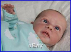 Reborn Mika by Gudrun Legler Baby Doll