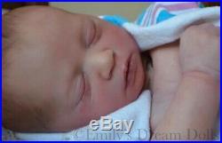 Reborn Newborn Baby Skya, Beautiful Very Realistic Doll by Emily's Dream Dolls