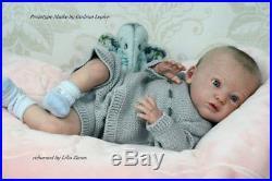 Reborn PROTOTYPE Maike Sculpt by Gudrun Legler Baby Doll
