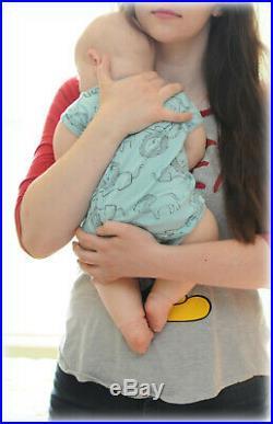 Reborn, Realborn, 24 inch toddler, 3 month, baby boy doll Joseph