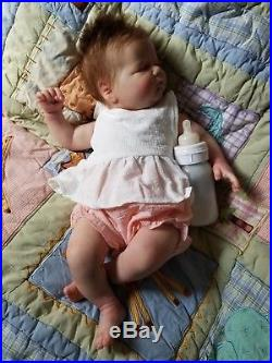 Reborn/Realborn doll Landon, 21''/COA, full limbs