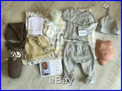 Reborn Trouble by Nikki Johnston- Newborn Baby Doll- High Quality- Limited COA