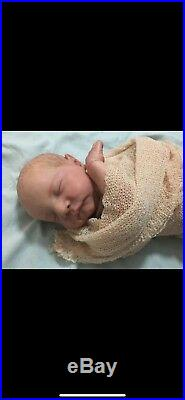 Reborn baby Doll, Therapy baby, OOAK baby doll, realistic doll Art doll, Reborn