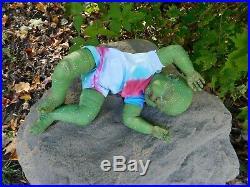 Reborn baby Fantasy Alien doll Avatar ET Extraterrestrial Alternative