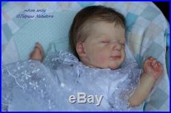 Reborn baby doll Ellis (Ellis By Olga Auer)/Artist Tatyana Melnikova