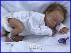 Reborn baby doll MAIA 14 Preemie