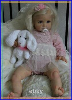 Reborn baby doll Maggi by Natali Blick
