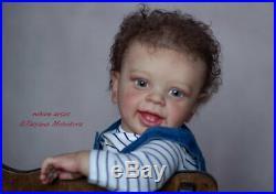 Reborn baby doll Yannik (kit Yannik by Natali Blick)/Tatyana Melnikova