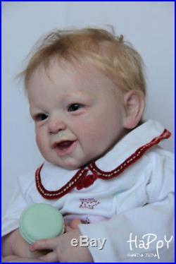 Reborn, baby, doll, child Phoenix Andrea Arcello limit