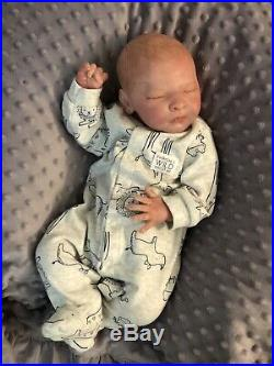Reborn baby dolls Realborn Joseph Asleep