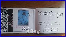 Reborn baby girl doll, Lee Lu Limited Edition Vinyl #141/500 by Natali Blick