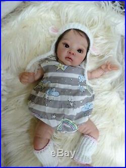 Reborn doll Akina by Adrie Stoete