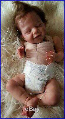 Reborn doll April by Joanna Kazmierczak