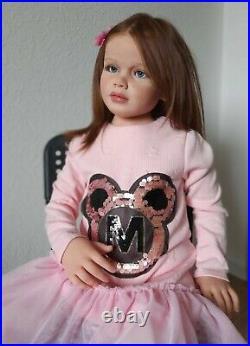 Reborn doll Gabriella by Reva Schick