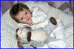 Reborn doll Tobian is made from a limited edition set TOBIAH BY LAURA LEE EAGLES
