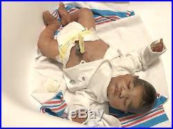 Reborn newborn baby boy or girl By Linda Webb From Aston Drake gallery doll