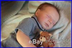 Reborn newborn baby doll Isaac