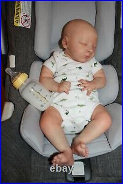 Reborn newborn joseph bountiful baby(18,4lbs, full limbs)
