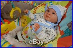 Regina's baby reborn doll MARTY from IVETA ECKERTOV it is a boy 20