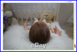 Regina's baby reborn doll SUGAR from PING LAU it is a girl 20