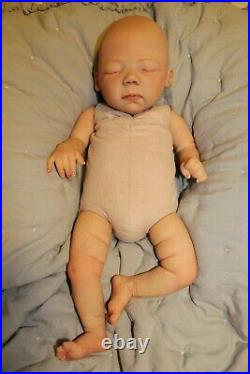 SOLD OUT reborn anaelle by danielle clavette(18,3lbs, full limbs)RARE