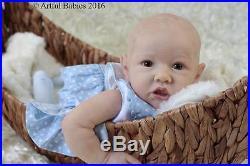 Spectacular Reborn Saskia Brown Artful Babies Baby Girl Doll Iiora