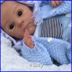 Sale Reborn Baby Doll From By Adrie Stoete Sculpt Rose Doll Show Baby 2018