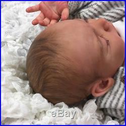 Sale Reborn Baby Doll Nico Legler Sculpt Rose Doll Show Baby 2018