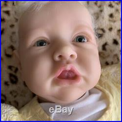 Saskia Reborn Realborn Doll by Bonnie Brown